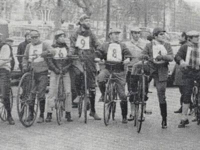 Paris-Rouen 1869-1969 - la première partie
